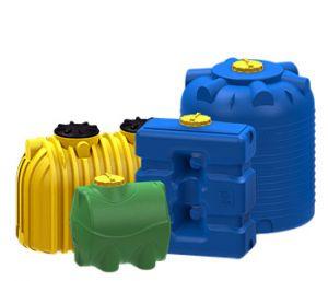 Пластиковые ёмкости
