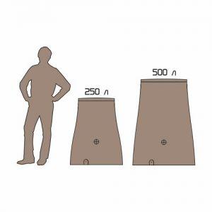 Ёмкость Шервуд 500 литров