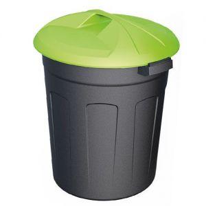 Цилиндрический пластиковый контейнер 150 литров