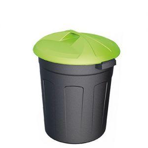 Цилиндрический пластиковый контейнер 70 литров