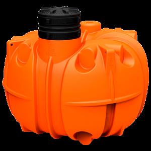 Подземная ёмкость 5000 литров