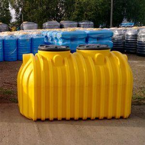 Подземная ёмкость 2000 литров