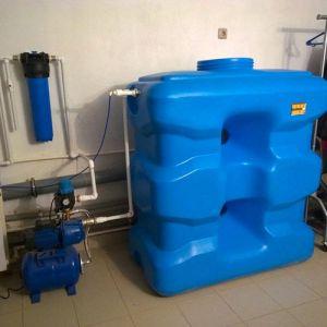 Прямоугольная ёмкость 1500 литров
