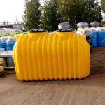 Подземная ёмкость 3000 литров