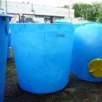 Ёмкость Лепесток 2000 литров (высокая)