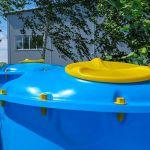 Ёмкость Лепесток 750 литров