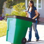 Контейнер для мусора 360 литров